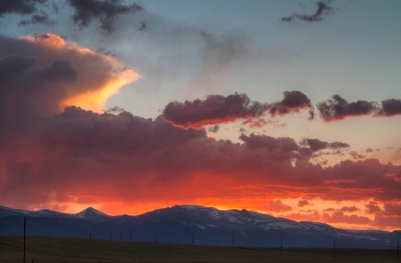 Sunset 6.18.13